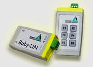 LIN总线测试系统