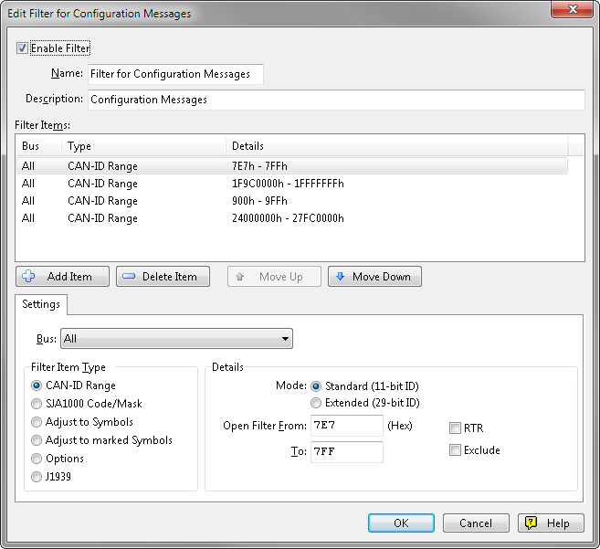 Pcan Explorer 5:can总线分析仪:用于windows的综合性多功能can总线分析仪 Peak