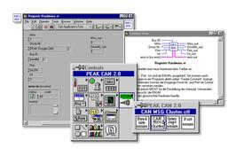 Can总线软件系列 Peak System 虹科