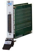 PXI 16x4 Signal Insertion and Monitor Matrix