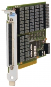 PCI 32xSPST Shielded Reed Relay Card