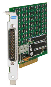 PCI Digital I/O