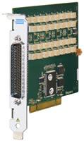 PCI 2 Amp Multiplexer Card