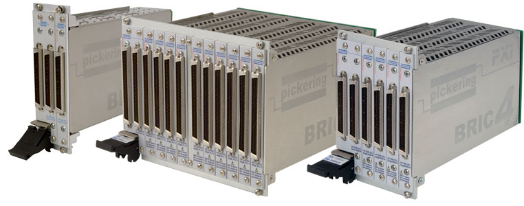 BRIC PXI Large Matrix Modules