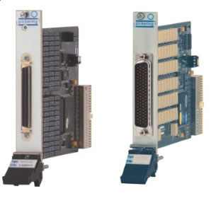 PXI Low Density Switch Matrix Modules