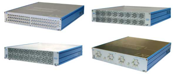 LXI Rf & Microwave Multiplexers