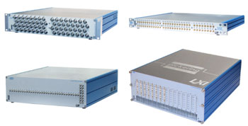 LXI RF & Microwave Matrices