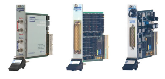 PXI Amplifier and Attenuator Modules