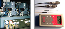 Datalogger for pressure recording