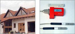 Datalogger for insulation measurements