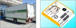 Datalogger for international shipments